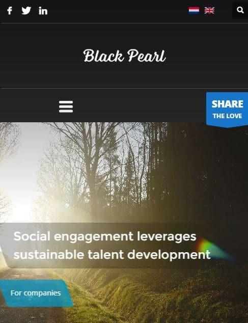 Website - Black Pearl